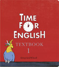 Time for English 1 Textbook av Eva Sternberg