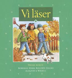 Vi läser Tredje boken av Ulf Stark