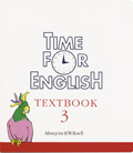 Time for English 3 Textbook av Eva Sternberg