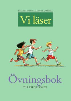Vi läser Tredje boken Övningsbok av Ulf Stark