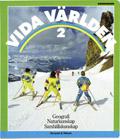 Vida världen 2 Ge/Na/Sk Grundbok av Erik Nordling