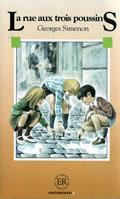 Easy Readers La rue aux trois poussins Le mari de Mélie nivå A - Easy Readers av Georges Simenon