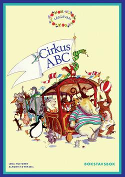 Läsgåvan A, Bokstavsbok Cirkus ABC av Lena Hultgren
