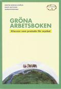 Gröna arbetsboken av Lena Hultgren