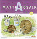 Matte Mosaik 2 Läxbok 2A 5-pack av Kristina Olstorpe
