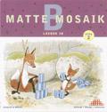 Matte Mosaik 2 Läxbok 2B 5-pack av Kristina Olstorpe
