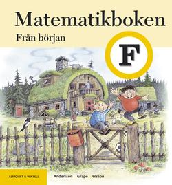 Matematikboken från början Elevbok av Karin Andersson