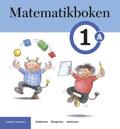 Matematikboken 1 A Elevbok av Karin Andersson