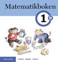 Matematikboken 1 B Elevbok av Karin Andersson