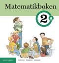 Matematikboken 2 A Elevbok av Karin Andersson
