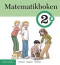 Matematikboken 2 B Elevbok av Karin Andersson