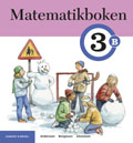 Matematikboken 3 B Elevbok av Karin Andersson