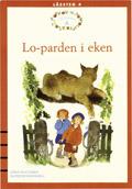 Lässteg 4 Lo-parden i eken av Lena Hultgren
