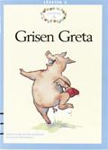 Lässteg 3 Grisen Greta av Lena Hultgren
