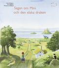Mini o den elaka draken storbok av Lena Hultgren
