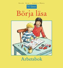 Vi läser Börja läsa Arbetsbok av Ulf Stark