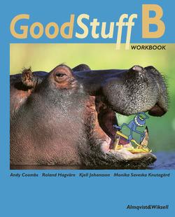 Good Stuff B Workbook av Andy Coombs