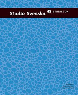 Studio Svenska 2 Studiebok av Boel Nygren