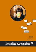 Studio Svenska 3 Grundbok av Boel Nygren