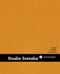 Studio Svenska 3 Studiebok av Boel Nygren