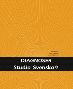 Studio Svenska 3 Diagnoshäfte av Boel Nygren