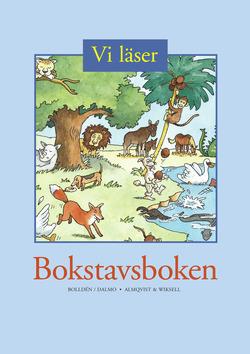 Vi läser Bokstavsboken av Ulf Stark