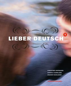 Lieber Deutsch 1 Text o Övn inkl cd av Christine Hofbauer