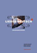 Lieber Deutsch 1 Lärarhandledning av Christine Hofbauer
