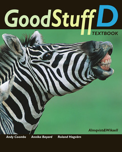 Good Stuff D Textbook av Andy Coombs