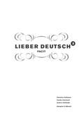 Lieber Deutsch 2 Facit av Christine Hofbauer