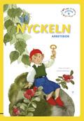Läsgåvan B, Nyckeln Arbetsbok av Lena Hultgren