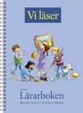 Vi läser Första lärarboken av Ulf Stark