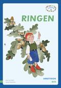 Läsgåvan B, Ringen Arbetsbok Bas av Lena Hultgren