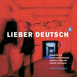 E-bok Lieber Deutsch 2 Lärar-cd 1-2 av Christine Hofbauer
