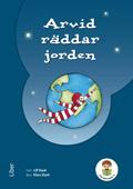 Lilla biblioteket Arvid räddar jorden 3-pack av Hippas Eriksson