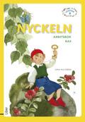Läsgåvan B, Nyckeln Arbetsbok Bas av Lena Hultgren