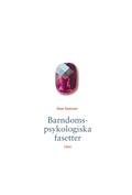 Barndomspsykologiska fasetter av Björn Nilsson