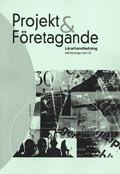 Projekt o företag lärhl o Lösn m CD av Karl Erik Carlsson