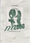 M2000 Marknadsföring, Lösningar av Jan-Olof Andersson