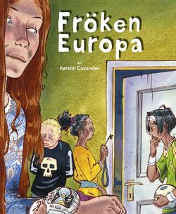 Fröken Europa av Kerstin Gavander