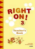 Right On! 3 Teacher´s book av Cecilia Nihlén