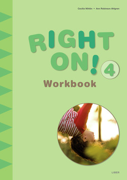 Right On! 4 Workbook av Cecilia Nihlén
