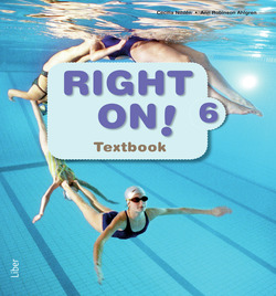 Right On! 6 Textbook av Cecilia Nihlén