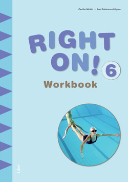 Right On! 6 Workbook av Cecilia Nihlén