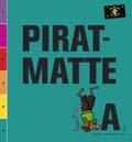 Piratmatte A av Catarina Hansson