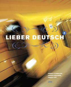 Lieber Deutsch 4 Kursbok av Christine Hofbauer