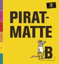 Piratmatte B av Catarina Hansson