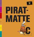 Piratmatte C av Catarina Hansson