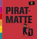 Piratmatte D av Catarina Hansson