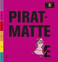 Piratmatte E av Catarina Hansson
